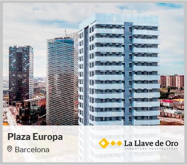 Proyecto Plaza Europa